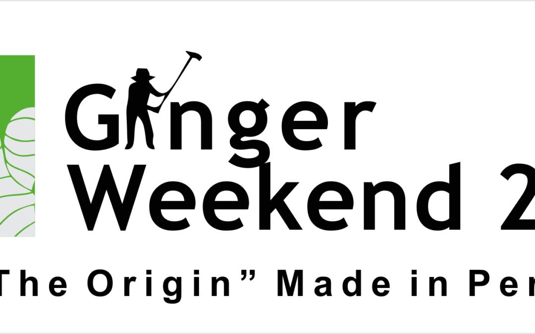 Ginger week 2021 – El Origen